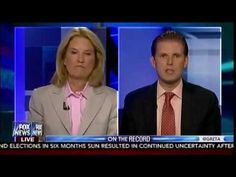 Trump Clinton Campaigns Trade Jabs Over BREXIT - Eric Trump On The Record | AH News