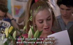 10 'Clueless' Quotes That Are Totally Cher Series Quotes, Film Quotes, Citations Film, Daphne Blake, Thats The Way, Quote Aesthetic, My Mood, Mood Quotes, Love Letters