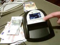 CashTester CT 333 Ελεγκτές/ Ανιχνευτές Πλαστών Χαρτονομισμάτων από την Οδέσους ΑΕ. www.odesus.gr