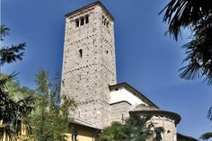 The Romanesque Church of St.Carpoforo in Como | La chiesa romanica di San Carpoforo a Como | #lake #Como #Lago #Italy #lakecomoapp #romanesque #romanico