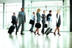 Efficient Business Travel! Ten tips to help you pack, travel and enjoy your trip to the fullest.