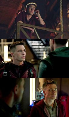 Arrow - Roy Harper - Arsenal, best reaction shots in the business, like they seriously could have just hired Colton Haynes to stand in the back of every scene and silently react to what was happening and he would be an engaging character Arrow Cast, Arrow Tv, Roy Arrow, Batwoman, Arrow Roy Harper, Roy And Thea, Dc Comics, Dc Tv Shows, Arrow Oliver