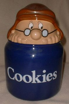 Cookie jar from Snow White