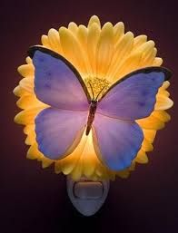butterfly lamp - Google Search