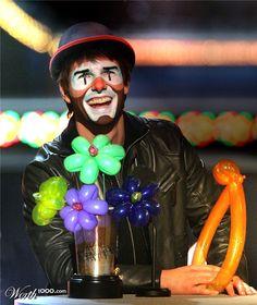Clowning Around 7 - Worth1000 Contests          Tom Cruise