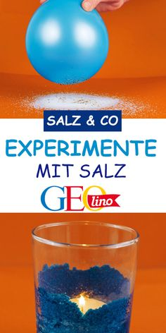 Salz-Experimente - - Salz-Experimente Basteln mit Kindern The GEOlino workshop presents you three amazing experiments with salt! Milk Science Experiment, Water Science Experiments, Science Experiments For Preschoolers, Science Fair Projects, Good Parenting, Parenting Ideas, Diy For Kids, Fairy Lights, About Me Blog