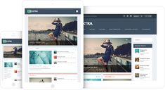 The Ultimate Magazine WordPress Theme.Powered by the Divi Builder Extra is the perfect theme for bloggers and online-publication. It's…