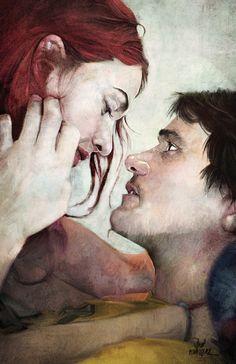 Eternal Sunshine of the Spotless Mind Art Art Print - Vlad Rodriguez