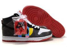 best service 421a8 d3dca Man Nike Dunk SB High Black-White 316293 061 High Shoes, Top Shoes,