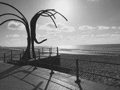 Oostende (dansende golven)