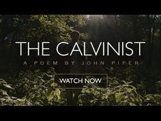 "I wrote this poem called ""The Calvinist"" to capture a glimpse of God's sovereign intersection with the life of a sinful man. There is no part of life where the greatness of God does not penetrate deeply. I want to help you feel that...  Continue reading: http://www.desiringgod.org/blog/posts/the-calvinist-verse-video-vision-for-all-of-life  http://www.desiringGod.org"
