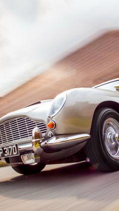 Superb Aston Martin DB5