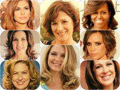 Cortes de cabelo para mulheres de 40 anos