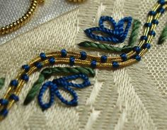 CQMagOnline.com - The world's first online magazine for Crazy Quilting - Article - Goldwork and Crazy Quilting by Mary Corbet