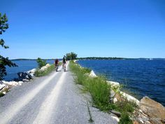 "The Insane ""On Water"" Bike Path 2 Hours From Montreal You Absolutely Need To Conquer - MTL Blog"