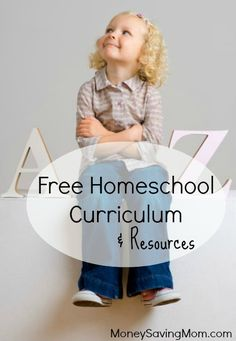 I plan on sending my kids to private school, however you just never know when plans will change. Free home school curriculum might come in handy some day.
