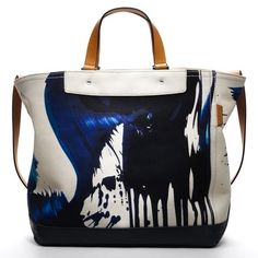 Coach x James Nares Limited Edition Tote Collection? <3 <3 <3