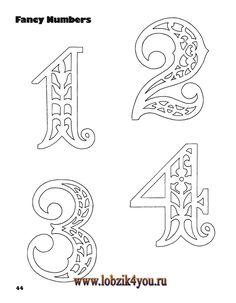 Художественное выпиливание .:. Classic Fretwork Scroll Saw Patterns (Sterling 1991 год)_45
