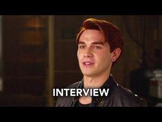 Riverdale (The CW) KJ Apa Interview HD - YouTube
