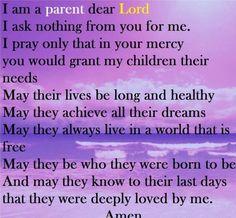 A very good Prayer !