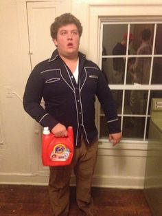 Best Halloween Costume Ever! Jonah Hill In  Superbad  Complete with his green beer  sc 1 st  Pinterest & 27 best Guy costumes images on Pinterest | Carnivals Costumes and ...