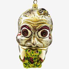 Halloween Shopaholic: Magnificent Larry Fraga Halloween Ornaments