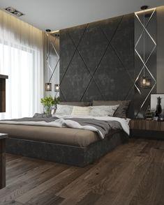 61 luxury and elegant master bedroom design ideas 1 Modern Luxury Bedroom, Master Bedroom Interior, Luxury Bedroom Design, Bedroom Furniture Design, Master Bedroom Design, Luxurious Bedrooms, Room Decor Bedroom, Home Interior Design, Bed Room