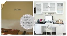 Add An Office To Your Kitchen - So Much Better With Age (HoH149)