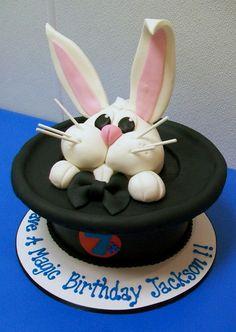 Magical Birthday Cake