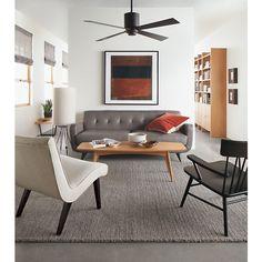 Lapa Ceiling Fan - Modern Ceiling Fans - Modern Lighting - Room & Board