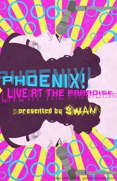 Hey, I found this really awesome Etsy listing at https://www.etsy.com/listing/120820207/phantom-of-the-paradise-phoenix-gig