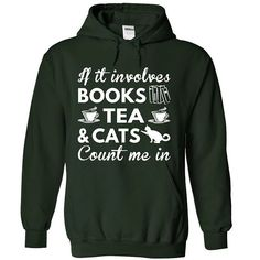 share & tag your friend! Do you love cats? Get this hoodie & tee now  Available in a variety of styles and colors!  Check out Link in bio.