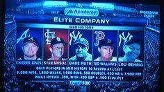 Chipper is now in an elite group!