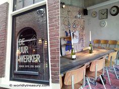 Hotspot De Uurwerker, Groningen, Holland by worldlytreasury.com