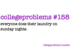College problems 158