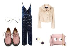 """""""Like this"""" by broken-souls on Polyvore featuring mode, Topshop, Armani Jeans, A B Davis, Retrò et Anya Hindmarch"""