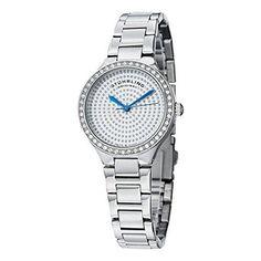stuhrling original women's swiss swarovski crystal gp14920 bracelet watch