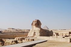 Great Sphinx of Giza, Cairo