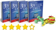 Secret weight loss: The 3 Week Diet Review – So Here's My Results.. NE...