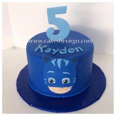 #mulpix PJ Mask Cake #pjmaskscake #pjmasks #catboy #catboycake #cakesbyvirgo #orlandocakes