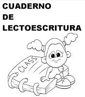 cuaderno lectoescritura