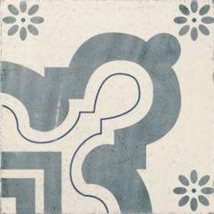Antiqua Decor Floor Tiles from Walls and Floors