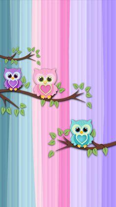 ideas for wall paper fofos femininos coruja Cute Owls Wallpaper, Flower Background Wallpaper, Flower Phone Wallpaper, Cute Wallpaper Backgrounds, Pretty Wallpapers, Cellphone Wallpaper, Flower Backgrounds, Pink Wallpaper, Colorful Wallpaper