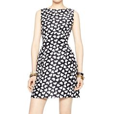 🚨‼️SALE‼️🚨🎉HP Kate Spade Dominoes Heart Dress Preppy Glam! Fabulous dress! NWT. 👗The Chic Shed; A Current and Classic Fashion Curation. 👗 🎁10% OFF BUNDLES🎁 I ❤️ THE OFFER BUTTON😊 ❌NO PP, TRADES, HOLDS❌ kate spade Dresses
