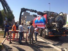 Bari avviati i lavori di pulizia di tombini e condotte nella zona della Fiera del Levante