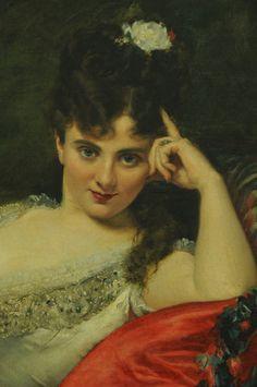 Carolus Duran (1837 – 1917) Pintor Francês_25