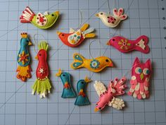 ornaments by smazoochie, via Flickr