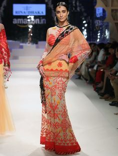 25th edition of the India Fashion Week.The mother of all fashion shows! - Rediff.com Get Ahead