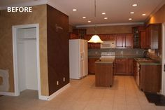 Kitchen Remodeling Project - Island Remodel