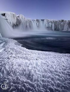 Godafoss - Waterfall of the Gods, Iceland